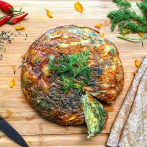Bengali Restaurant Spanish_Omelette Recipe