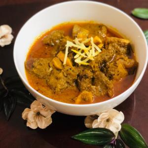Bengali Restaurants Beff_Shatkora Recipe