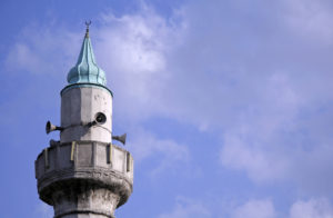 mosque loudspeakers